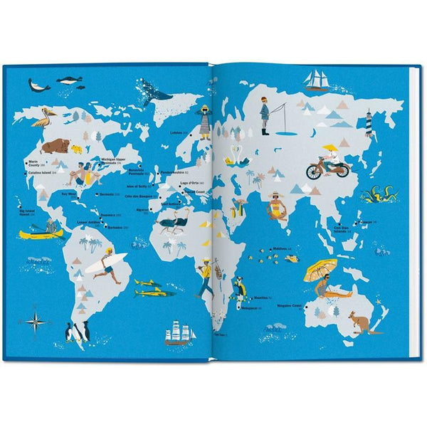 Maison Marcel The New Times Explorer Taschen
