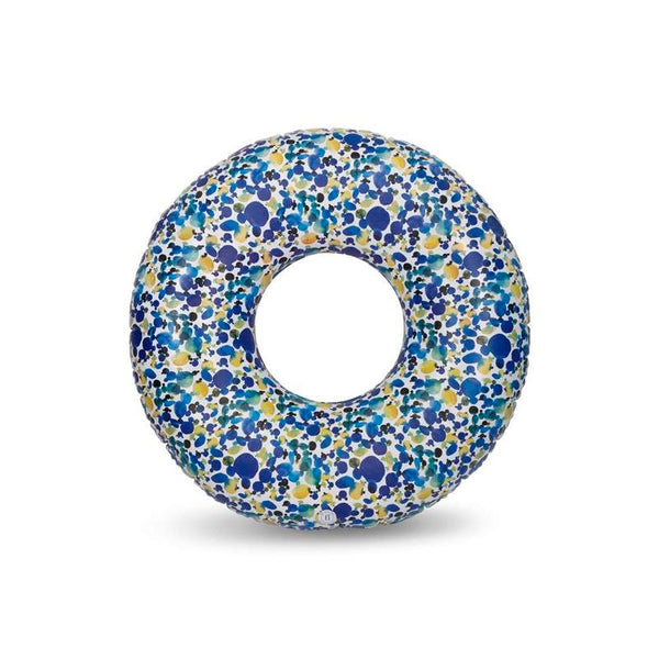 Maison Marcel The Nice Fleet Adult Rubber Ring Liberty Blue