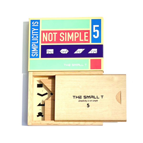 Maison Marcel The Smallt Puzzle Game Expert T5