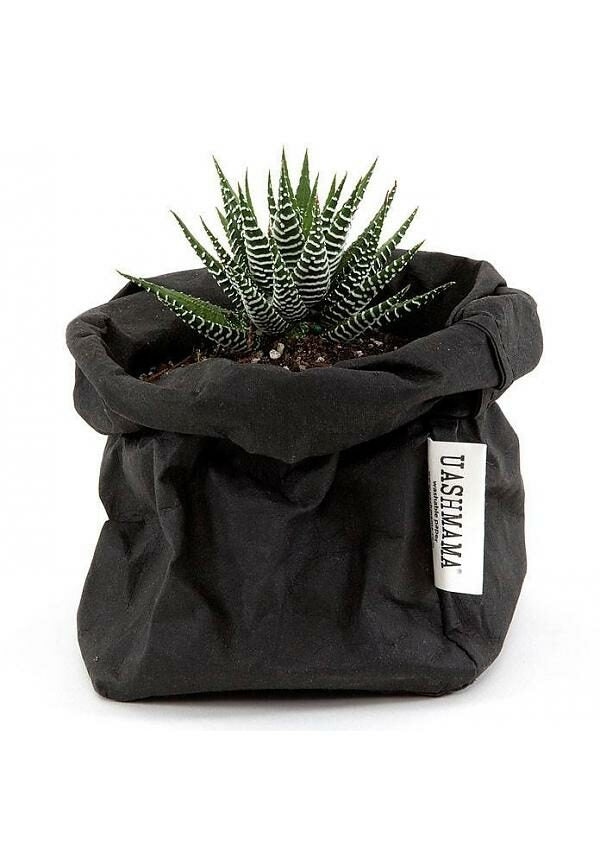 Maison Marcel Uashmama Medium Black Paperbag