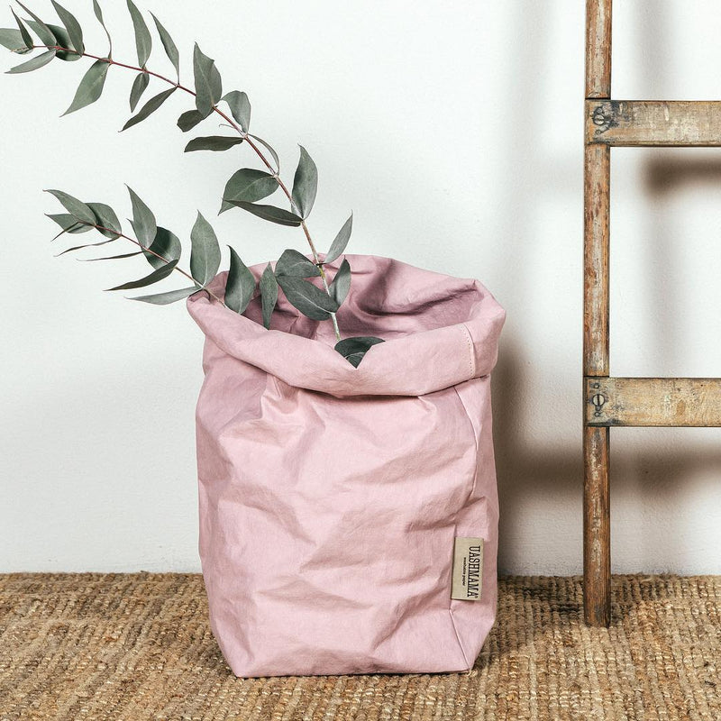 Maison Marcel Uashmama Medium Light Pink  Paperbag