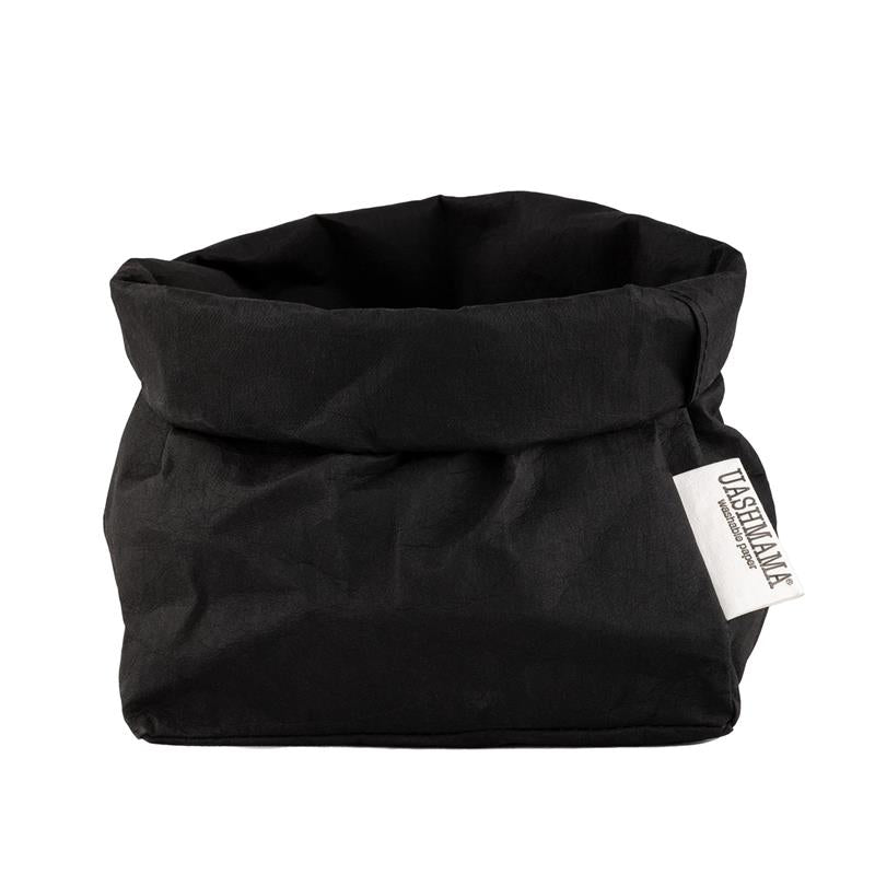Maison Marcel Uashmama Paperbag Medium Black