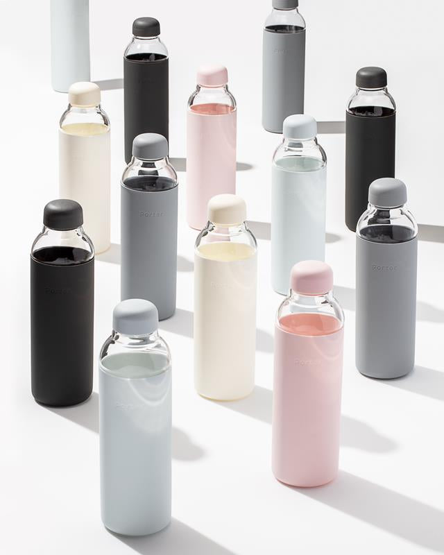 Maison Marcel W&P Glass Charcoal Bottle