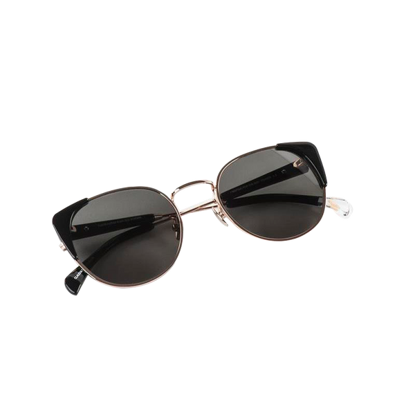 Maison Marcel Waiting For The Sun Claudia Sunglasses Black