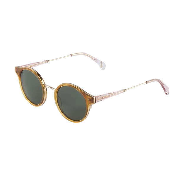 Maison Marcel Waiting For The Sun Jim Sunglasses Amber