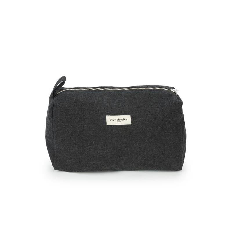 Maternity Toiletry Bag Black