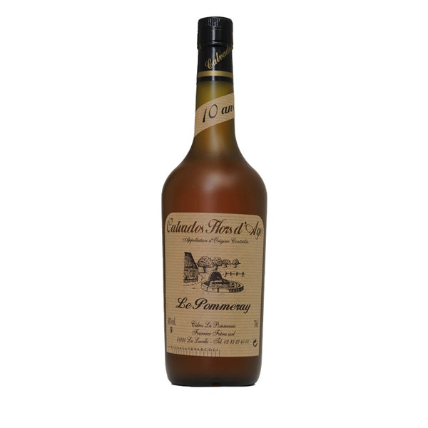 Calvados Hors d' Age 10 years old 40% AOC