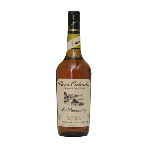 Calvados 5 years old 40% AOC