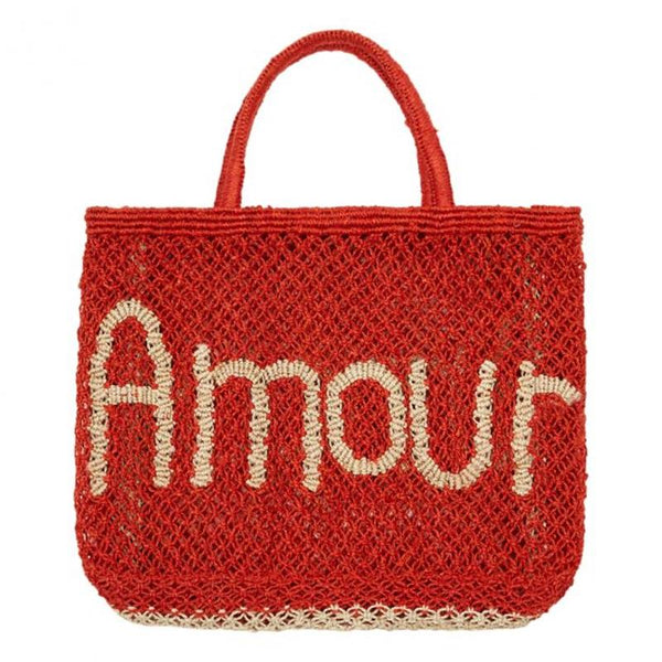 Amour Natural Red Bag