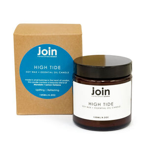 High Tide - Soy Wax & Essential Oil Candle