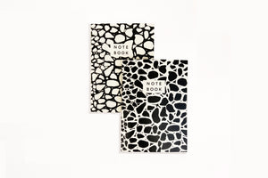 Cobbles Notebook Set (A6)