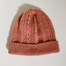 Load image into Gallery viewer, Lopez hand knit wool hat