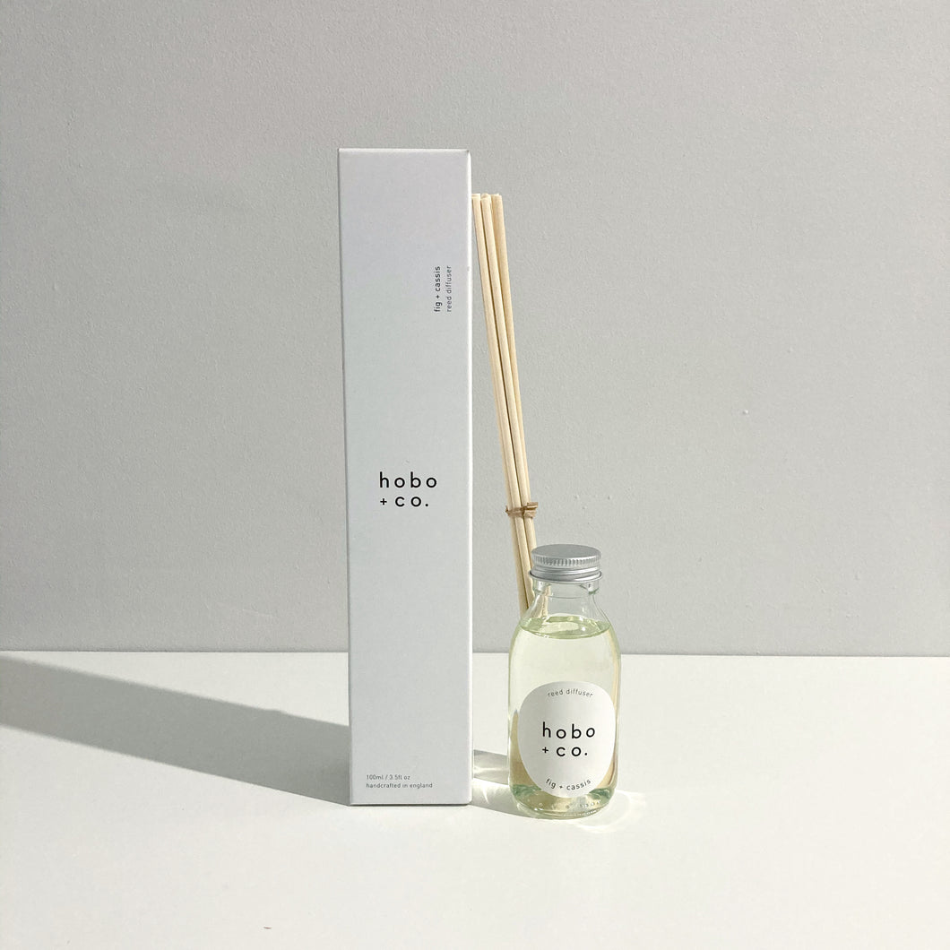 Fig and Cassis Reed Diffuser