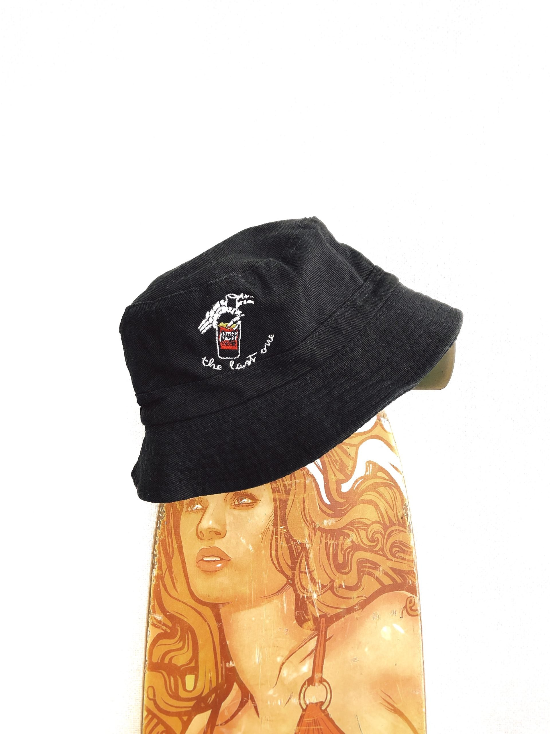 """THE LAST ONE"" BUCKET HAT"