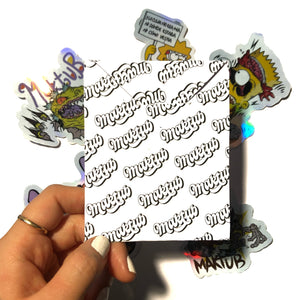 FIRST EDITION STICKER PACK