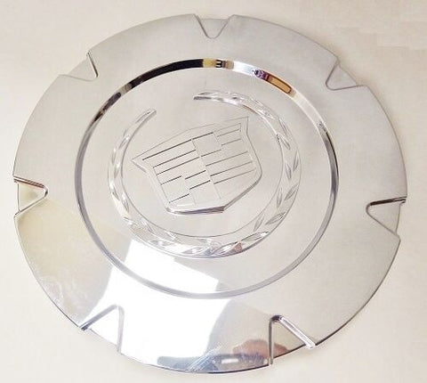 "ESCALADE 18"" CHROME FACTORY OEM SINGLE CENTER CAP"