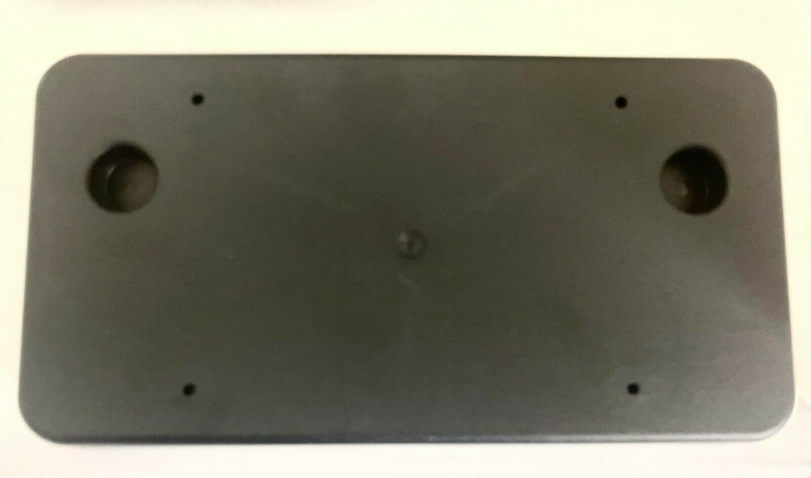 NEW Cadillac XT6 2019 2020 License Plate MOUNT BRACKET