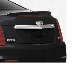 CTS SEDAN FACTORY STYLE REAR SPOILER BLACK 2014-2019