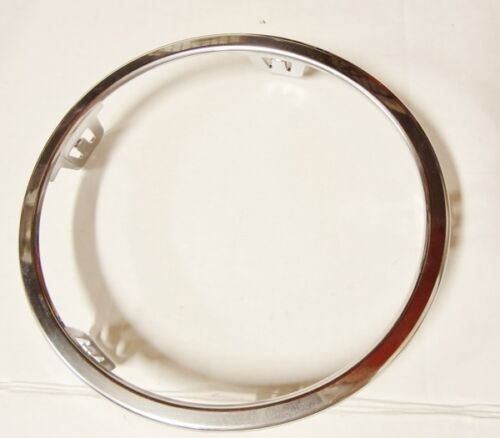 ESCALADE CHROME FRONT GRILLE TRIM RING 2015 ONLY