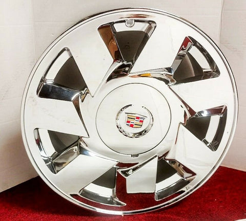 "DTS 17"" X 7.5"" CHROME OE SPEC WHEELS"