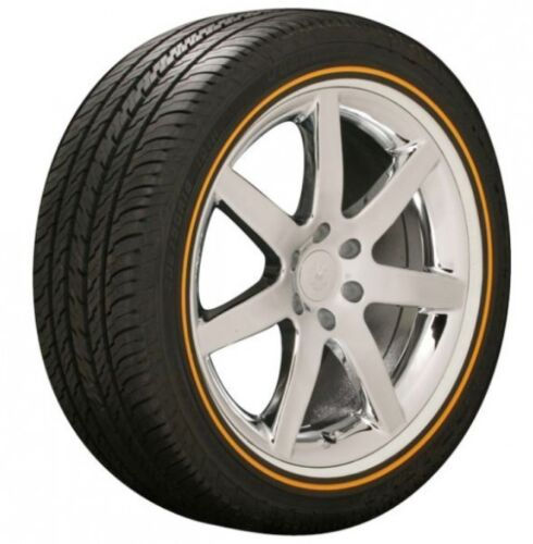 VOGUE TIRE 215-50R17 WHITE AND GOLD SET OF 4 TIRES