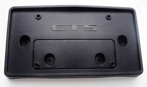 CTS COUPE LICENSE PLATE BRACKET