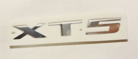 XT5 SATIN CHROME EMBLEM 2017-2020