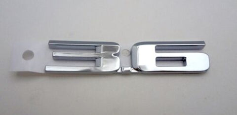 ATS CHROME 3.6 EMBLEM 2013-2015