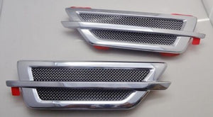 STS V SERIES MESH FACTORY GM FENDER VENT SET