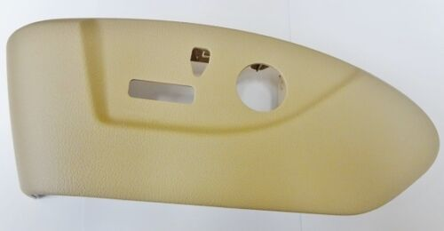 STS DRIVER SIDE SEAT ADJUSTER SWITCH TRIM CASHMERE 2005-2011