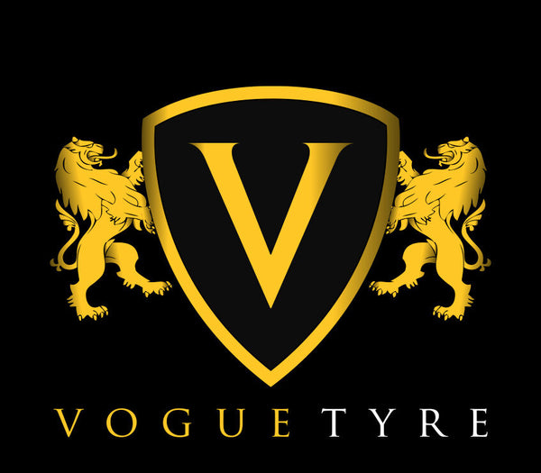 VOGUE TYRE 235-70R15 WHITE AND GOLD SET OF 4 TIRES