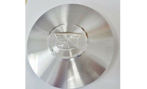 "ESCALADE 17"" AND 20"" SILVER FACTORY OEM SINGLE CENTER CAP"