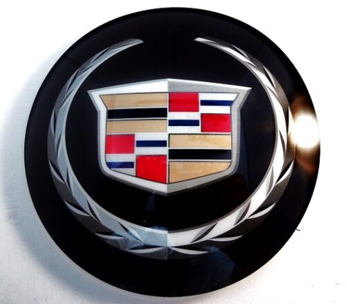 DTS Adaptive Cruise Control Grille Emblem w/Chrome Trim Ring