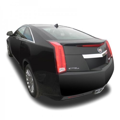 CTS COUPE FACTORY STYLE REAR SPOILER UNPAINTED 2011-2014