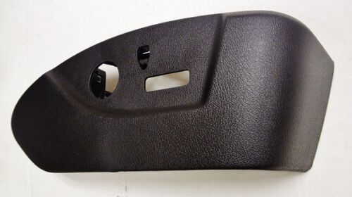STS PASSENGER SIDE SEAT ADJUSTER SWITCH TRIM BLACK EBONY 2005-2011