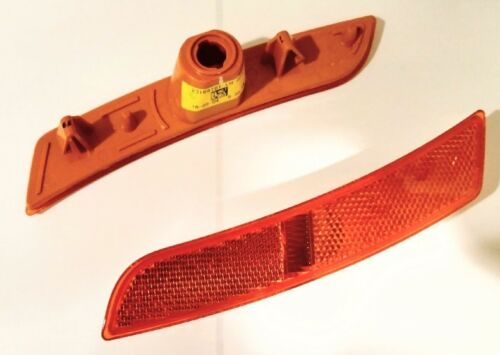 ATS FRONT BUMPER AMBER SIDE MARKER LIGHTS FACTORY GM