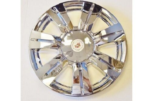 "SRX CHROME 18"" CLAD WHEEL COVERS SET OF 4"