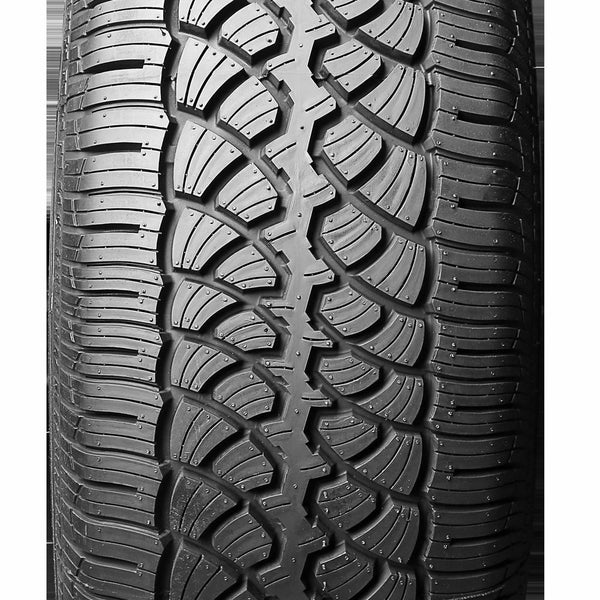 VOGUE TYRE 235-70R15 WHITE AND GOLD SET OF 2 TIRES
