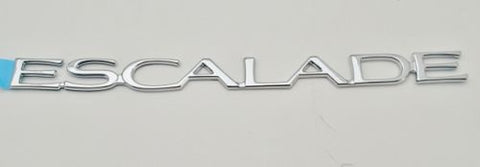 ESCALADE CADILLAC CHROME DOOR EMBLEM 1999-2001