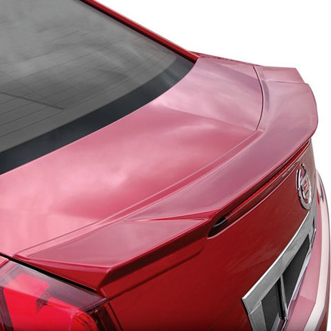 E&G CADILLAC CTS EGX  VERSION II STYLE UNPAINTED REAR DECK LID SPOILER 5007-1700-08X