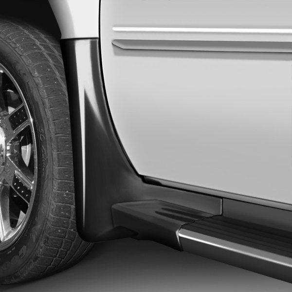 E&G 2007-2014 CADILLAC ESCALADE 6PC SPLASH GUARD SET - 5009-1800-07U