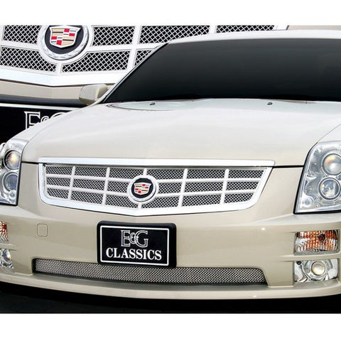 E&G 2005-2007 CADILLAC STS CLASSIC EIGHTEEN GRILLE UPPER ONLY - 1006-0018-05