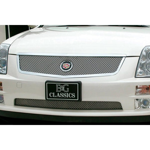 E&G 2005-2007 CADILLAC STS CLASSIC DUAL-WEAVE MESH GRILLE - 1006-0104-05D