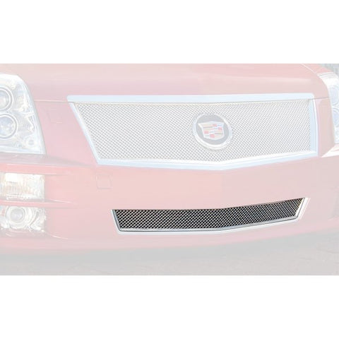E&G 2008-2011 CADILLAC STS CLASSIC LOWER FINE MESH GRILLE - 1006-010L-08