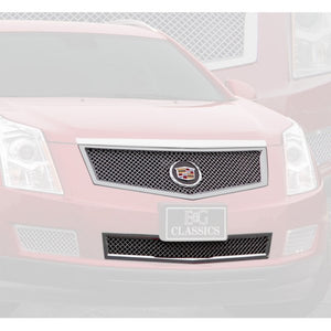 E&G 2010-2012 CADILLAC SRX 2PC HEAVY MESH GRILLE - 1003-0104-10MS