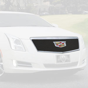 "E&G 2016-2017 CADILLAC XTS - ""PiD"" FINE MESH STYLE GRILLE - UPPER - 1001-010U-16ACCB"