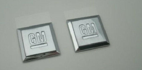 GM SMALL FENDER SQUARE PAIR