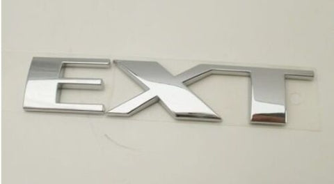 ESCALADE EXT EMBLEM CHROME 2002-2006