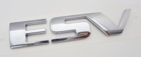 "ESCALADE CHROME ""ESV"" EMBLEM 2002-2006"