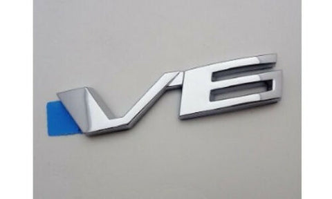 Cadillac GM V6 Chrome Emblem